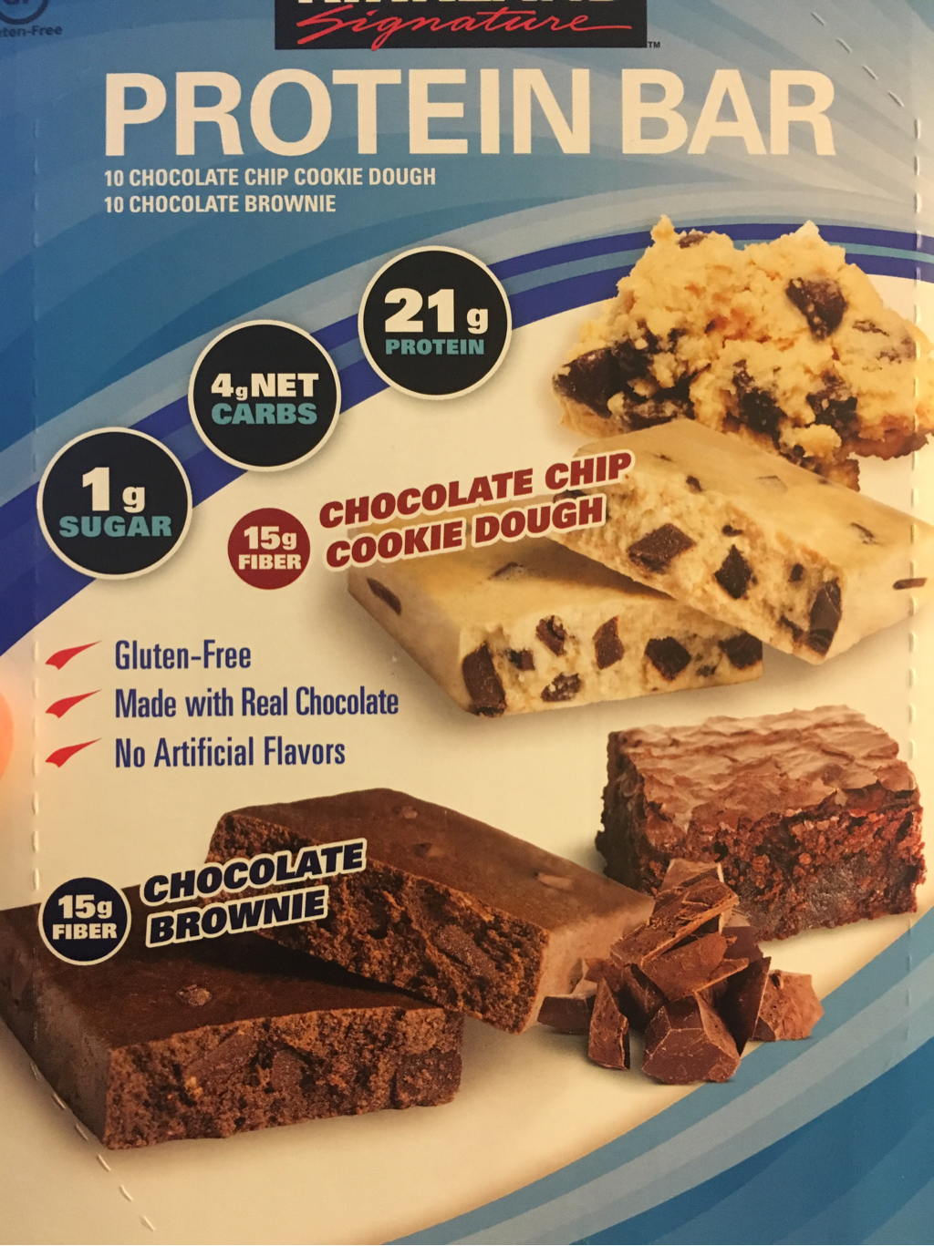 Kirkland Protein Bars Review